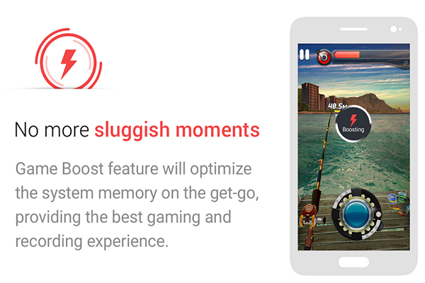 تطبيق جديد من سامسونغ لتسجيل الالعاب بالڤيديو على هاتفك