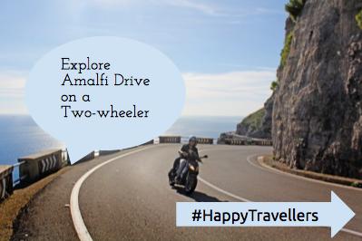 Amalfi, Italy, Roads