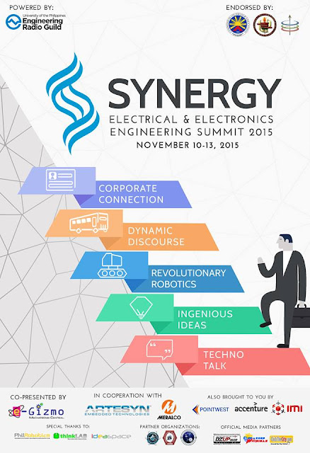 engineering radio guild presents synergy electrical  electronics engineering summit