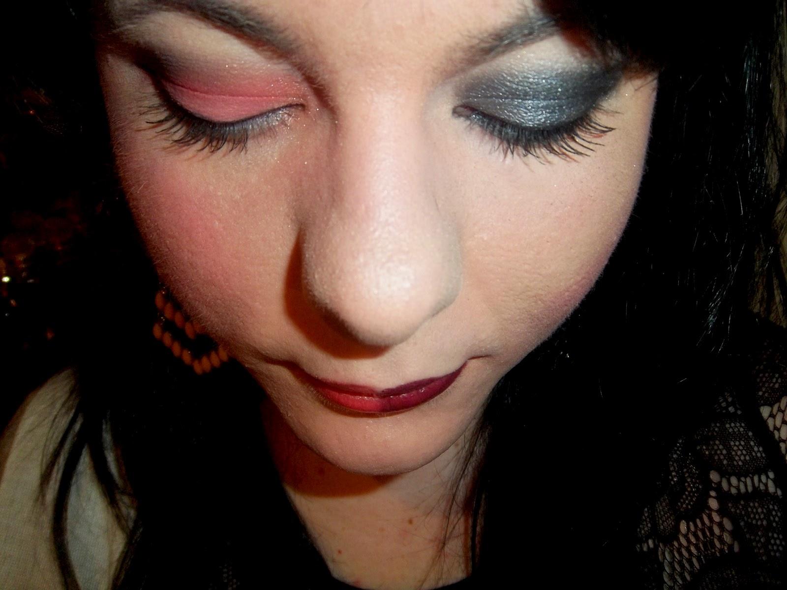 TUTORIAL - Bad Girl u0026 Good Girl Makeup