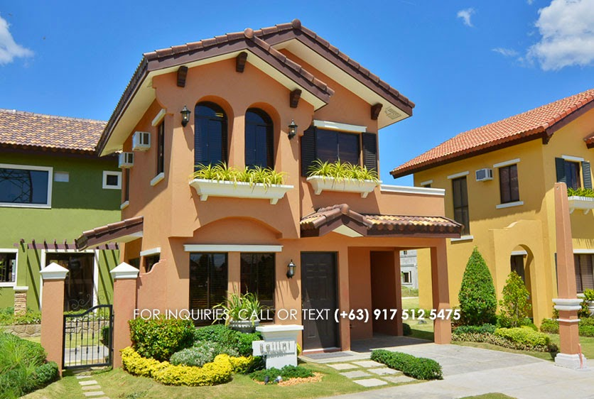 Ponticelli - Bellini | House and Lot for Sale Daang Hari Bacoor Cavite