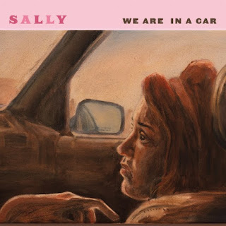 "Sally (the band) - ""We Are In a Car"" EP CD Review (Twee Pop)"