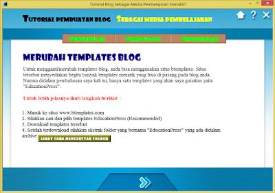 Tutorial Panduan Membuat Blog Untuk Guru 4