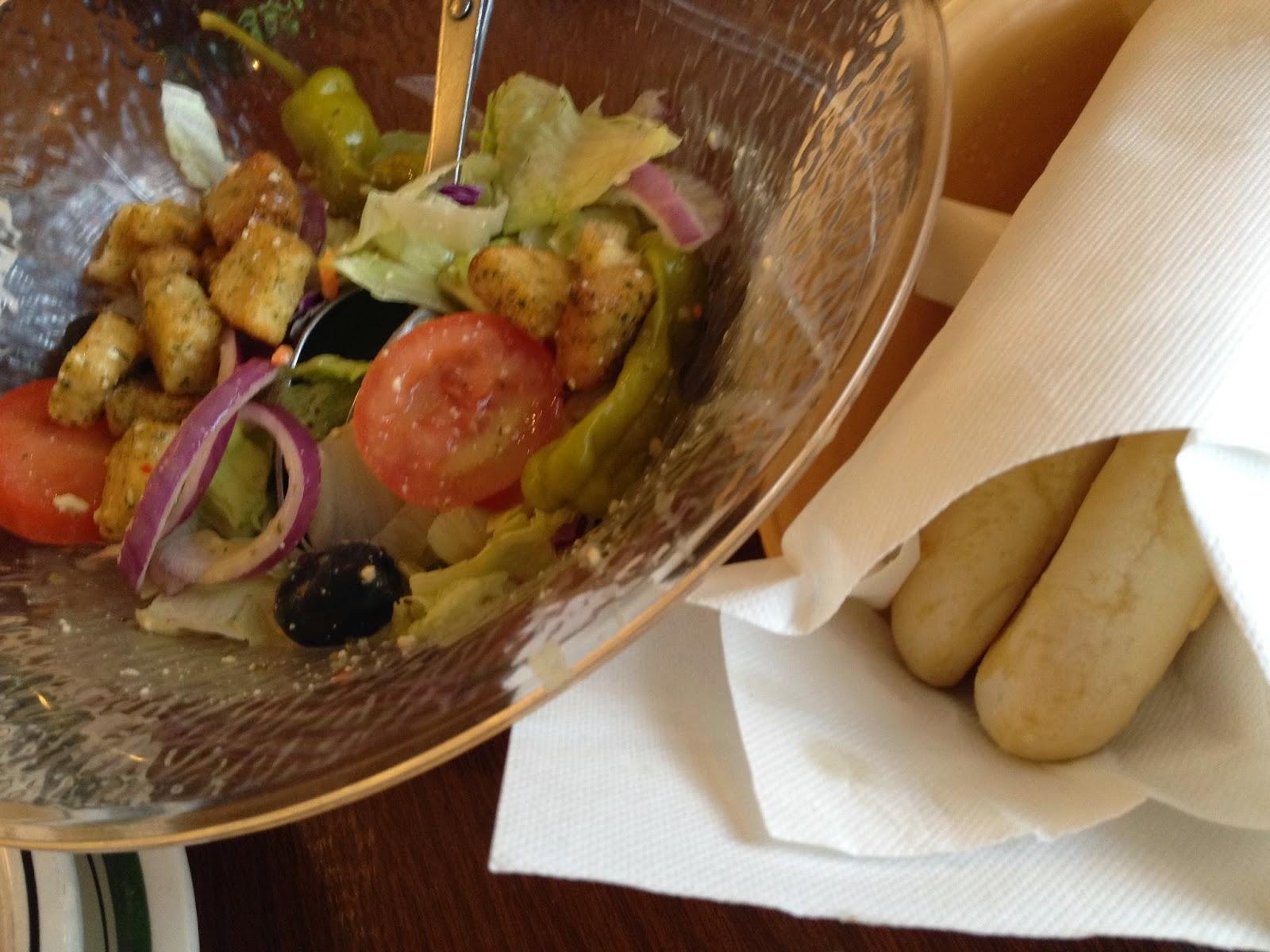 Olive Garden Shrimp Scampi Fritta