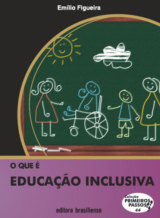 Meus livros sobre Educação Inclusiva