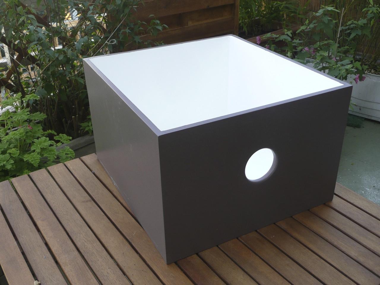 Quand je serai grande je veux fabriquer un meuble de for Fabriquer meuble mdf