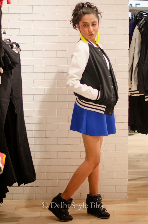 Forever 21 new in store skater skirt
