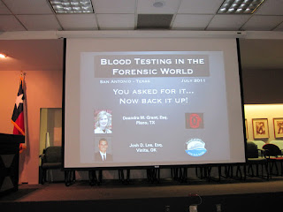 SACDL No Refusal DWI Blood Seminar