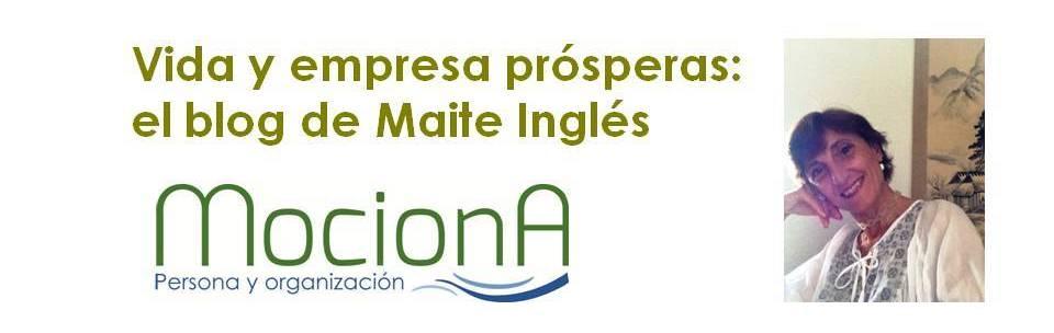 Vida y empresa prósperas: el blog de coaching de Maite Inglés