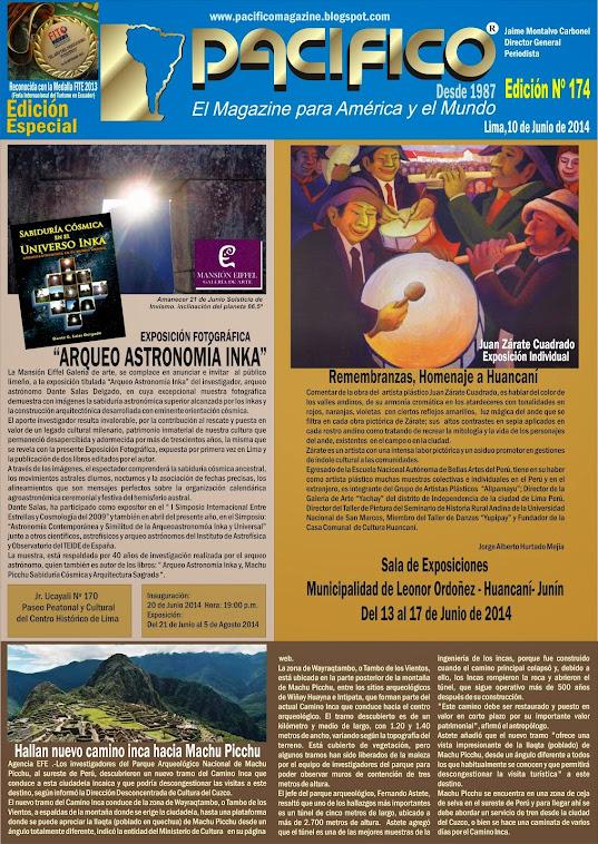 Revista Pacífico Nº 174 Edición Especial