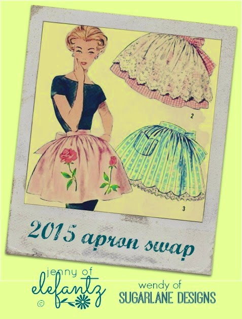 join us in the 2015 Apron Swap