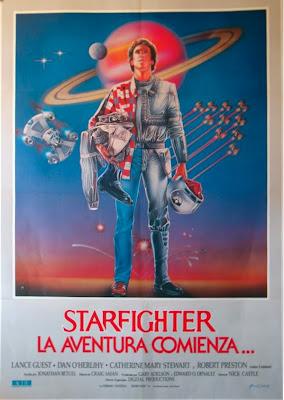 Starfighter. La aventura comienza