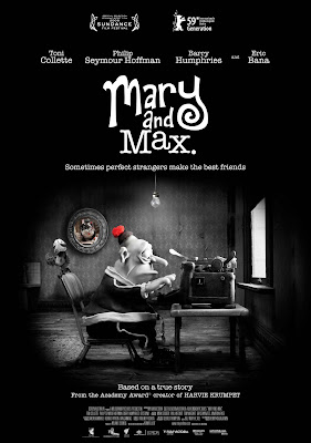 Download Mary and Max (2009) BluRay 720p 600MB Ganool