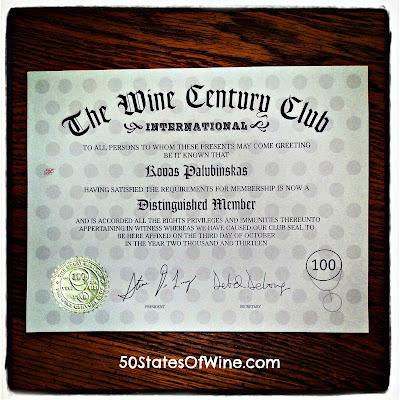 Wine Century Club