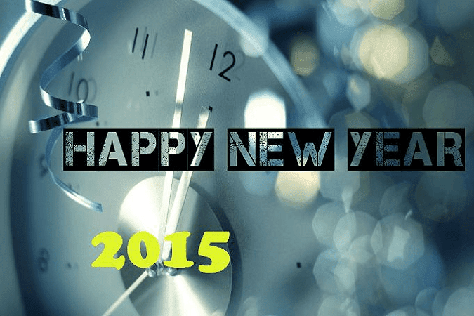 Happy New Year 2015 HD Cards For All