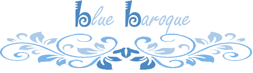 BLUE BAROQUE