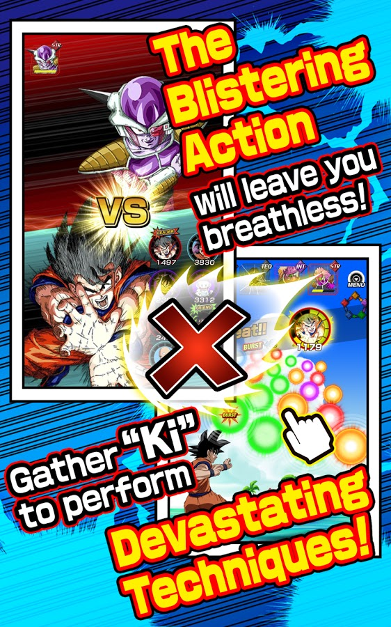 ||game Dragon Ball z Dokkan