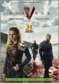 Vikings 3ª Temporada Torrent Legendado (2015)