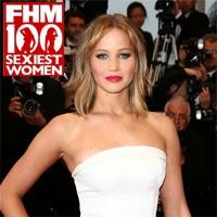 Jennifer Lawrence es la mujer más sexy de 2014 según FHM. Descubre a sus contrincantes