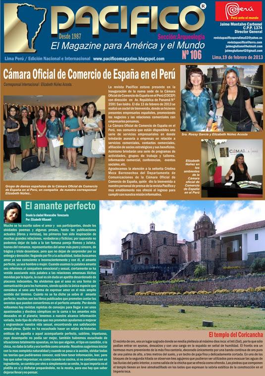 Revista Pacífico Nº 106 Arqueología