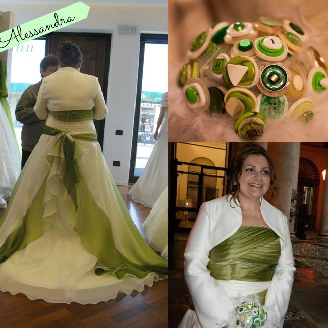 la sposa curvy Alessandra