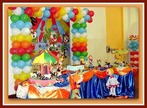 ideas de decoracion para fiestas infantiles los cumpleaos de los nios