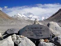 Hay más de 200 cadáveres en El Everest y se utilizan como puntos de referencia