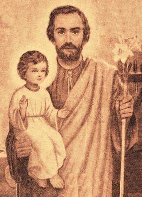 San José, custodio de la Sagrada Familia y nuestro