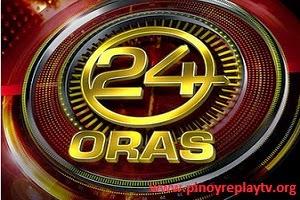 24 Oras Pinoy TV Replay