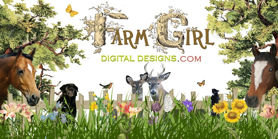 Farm Girl Digital Designs
