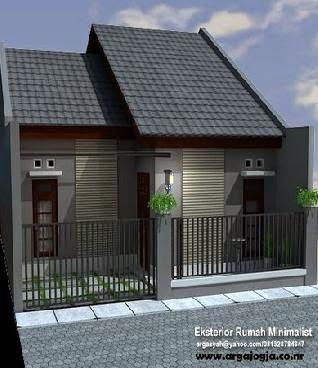 Contoh Desain Teras Rumah Minimalis Modern 2014   Miniatur Rumah