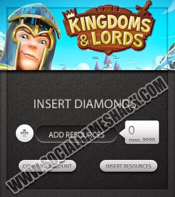 Kingdoms and Lords Diamonds Hack ~ iPhone/iPad Game Hacks & Cheats
