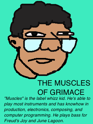 The Muscles Of Grimace