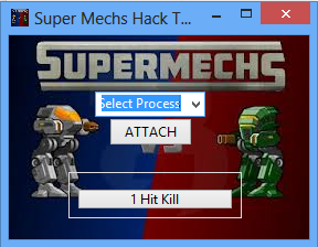 sm Super Mechs 1 Hit Kill Hile Tool V1.4 Oyun Botu indir