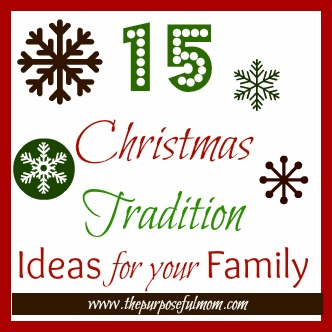 Admirable 15 Christmas Tradition Ideas To Start With Your Kids The Easy Diy Christmas Decorations Tissureus