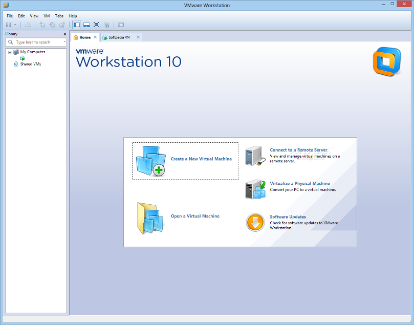 VMware Workstation 10.0.4.2249210