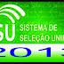 UFRN recebe inscrições para o SiSU a partir desta segunda-feira