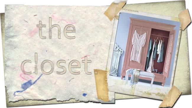 the chemistry closet