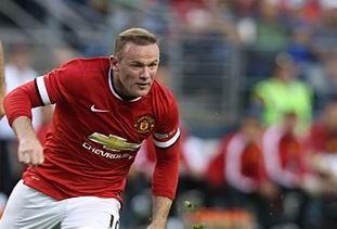 Van Gaal Kembalikan Posisi Rooney sebagai Penyerang