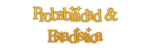 P. y Estadistica