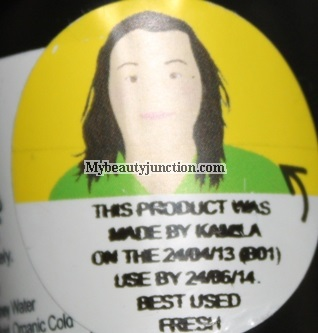 Lush Cosmetics Enchanted Eye Cream review