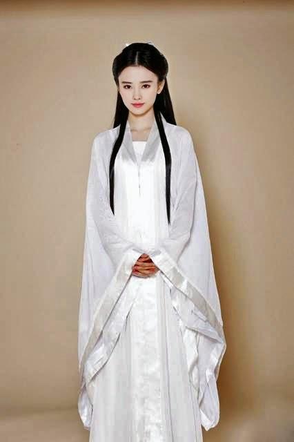 Ju Jinyi dans la peau de Little Dragon Maiden | Gerrys Blog