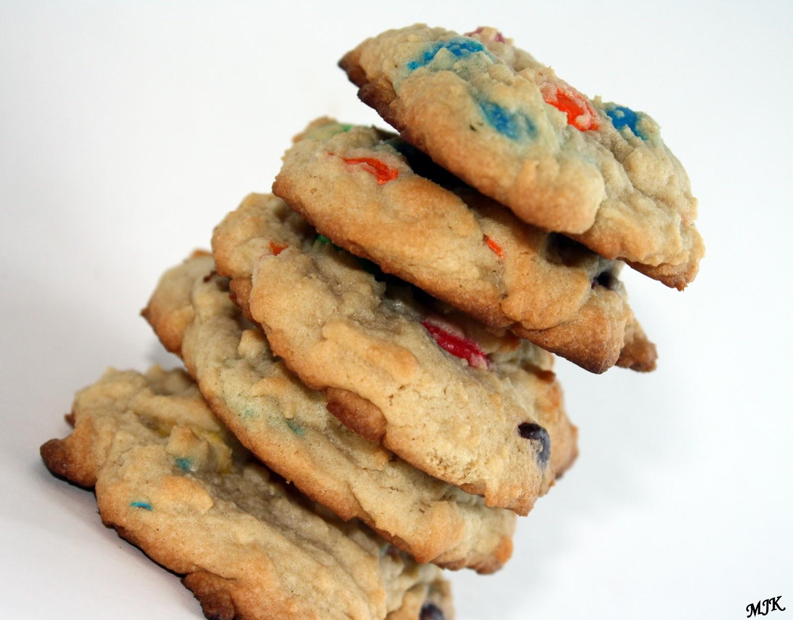 MandM Cookies