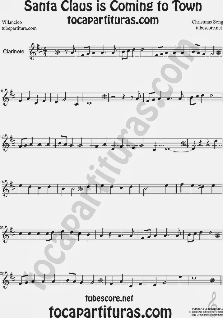 how to play scorpion song for clarinet 2
