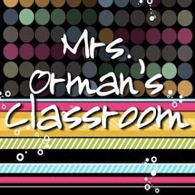 Mrs. Orman&#39;s Classroom