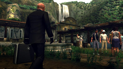 Hitman HD Trilogy game screenshots