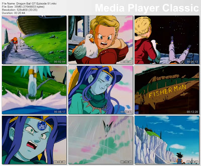 Download Film / Anime Dragon Ball GT Episode 51 Bahasa Indonesia