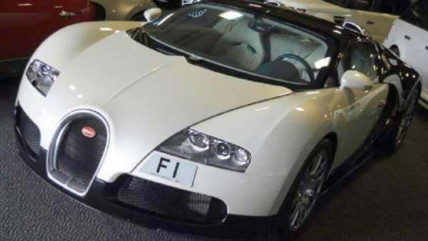 autoupdate afzal kahn selling bugatti veyron with a price of 1 15 million. Black Bedroom Furniture Sets. Home Design Ideas