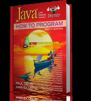 Como programar en java 8va edici n deitel deitel for Como programar en java