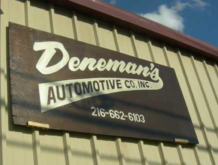 Deneman's Automotive Co. Inc.